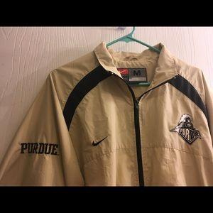 Nike Purdue jacket